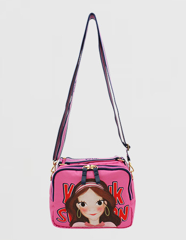 Line Cross bag luna