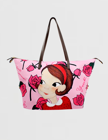 Rose wittybonybag Pink Ria